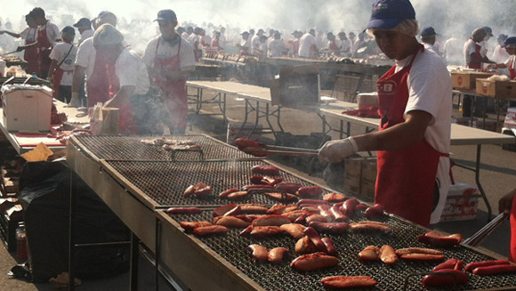 State of Nuevo Leon fires up barbecue attendance record