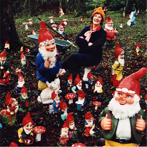 Largest Collection Of Garden Gnomes Guinness World Records 60th