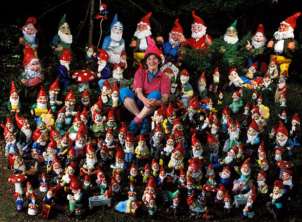 Largest-collection-of-garden-gnomes guinness world records