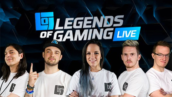 Guinness World Records Live! joins YouTubers Dan TDM, Syndicate and Spencer FC at Legends of Gaming event