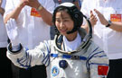 China's Liu Yang joins the ranks of record-breaking female astronauts