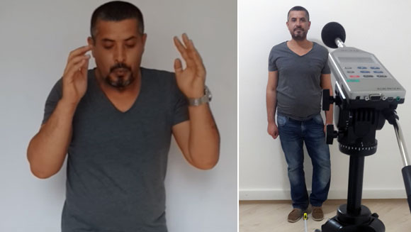 Video challenge: Turkish Man breaks record for longest continuous vocal note - How long can you last?