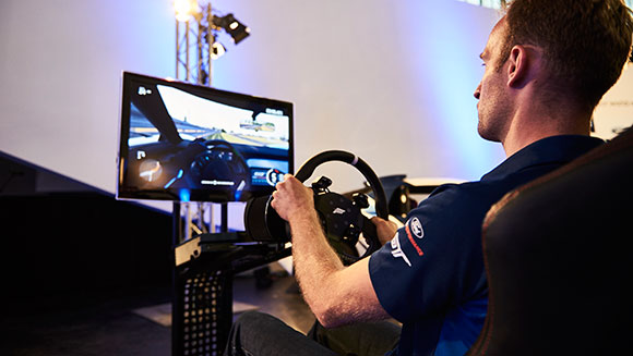 Gamers complete two-day marathon on Forza Motorsport 6 to promote Ford GT race car