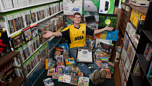 The Latest and Greatest in Gaming Achievement Revealed in the New Guinness World Records™ 2014 Gamer's Edition