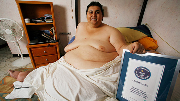 Manuel Uribe, the world's heaviest man, passes away at 48