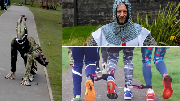 Video: Five runners talk about their London Marathon world record attempts