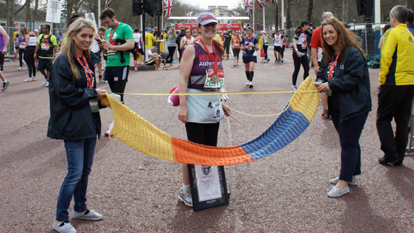 Records Fall at Virgin London Marathon 2013