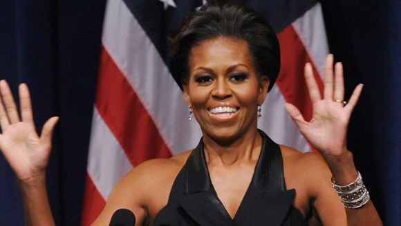 Michelle Obama to launch jumping jack world record attempt at the White House