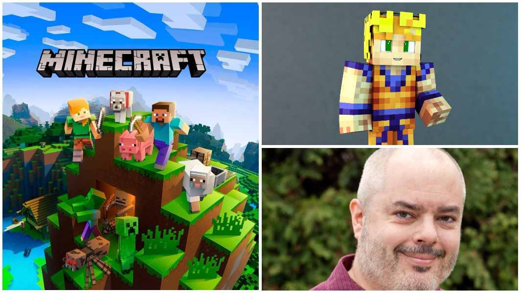 as it happened dad attempts minecraft marathon record for world