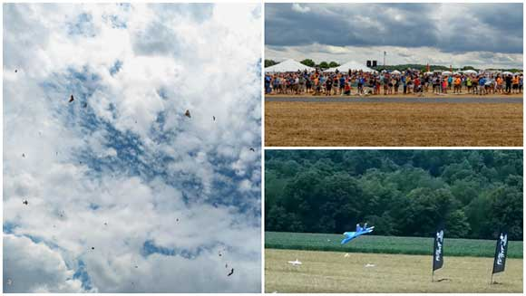 Video: Watch 179 RC model aircraft flying at the same time