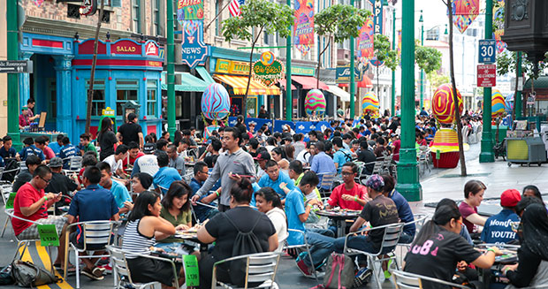 Most people playing Monopoly Universal Studios participants