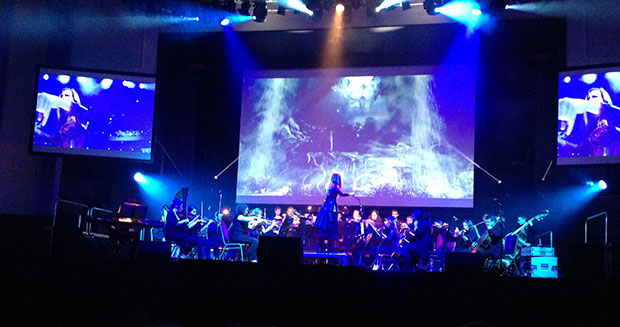 Most videogames concerts performed orchestra