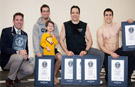 Record-breaking fitness veteran Bob Natoli leads charge to six records in one day