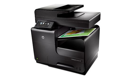 Hewlett-Packard Officejet Pro X551dw takes printer world record