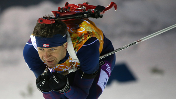 Have you heard of Ole Einar Bjoerndalen? You should