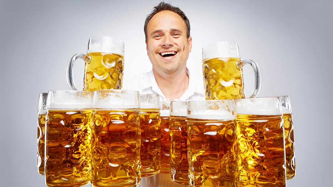 Oktoberfest: 10 Bavarian records to raise your beer stein to