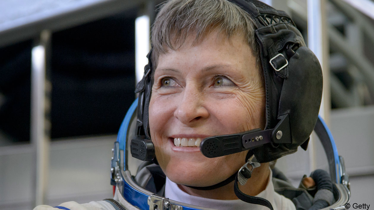 NASA Spacewoman Peggy Whitson becomes oldest female astronaut