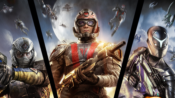 PlanetSide 2 gamers set Most Players Online in a single FPS battle record