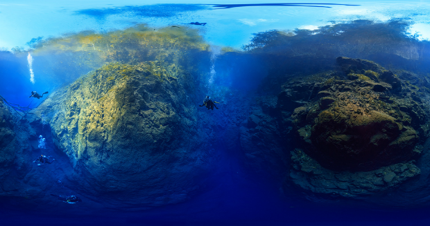 Largest underwater panoramic image 28