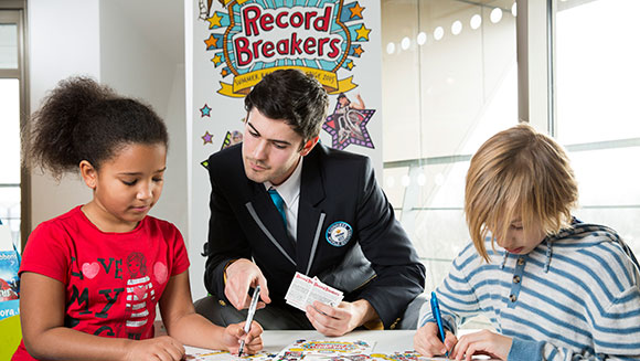 Record Breakers - Jamie