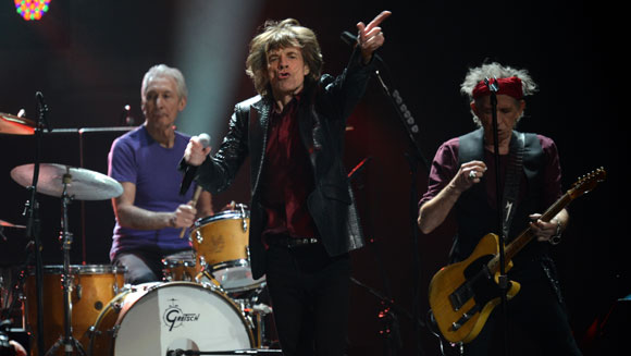 Rolling Stones set for Glastonbury, cyber-attack slows internet, and Louvre tops museum list – The news in world records