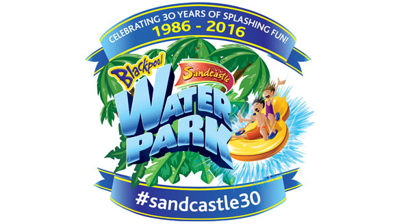 Blackpool's Sandcastle Waterpark celebrates anniversary with fun waterslide record attempt