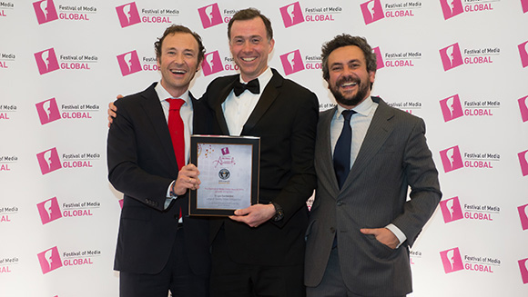 Santander Group wins Guinness World Records and Festival of Media Global Record-Breaking Brand Award
