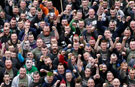 Mohican mania hits Dublin as radio station helps cancer charity set Mohawk record