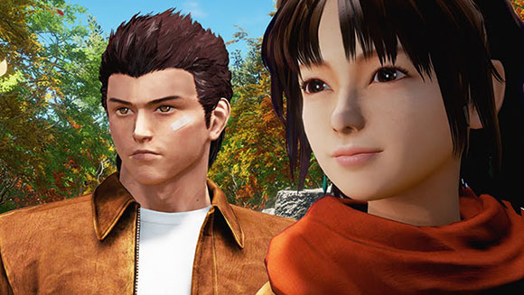 Shenmue 3: E3 announcement kickstarts crowdfunding videogame world record
