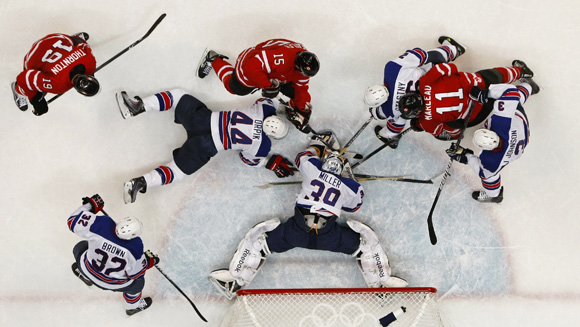 The best records for all the favorites in Winter Olympics men's ice hockey