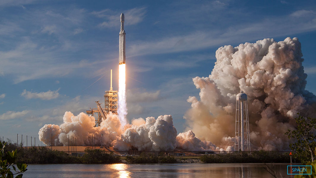 Why SpaceX's Falcon Heavy isn't the only record-breaking rocket launched this month