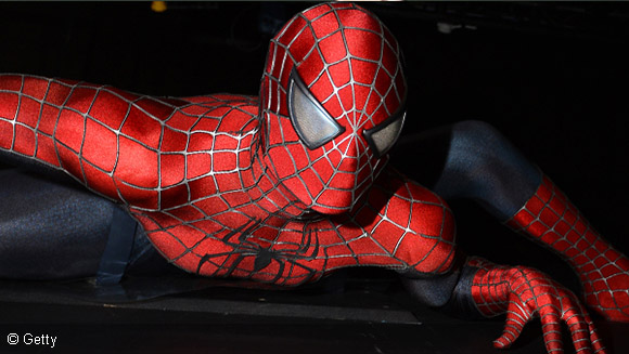 Spider-Man gets new suit, Chelsea want Rooney and Google loose Scottish island – News in world records