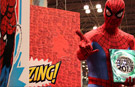 Spider-Man Swings Into Guinness World Records title at New York Comic Con