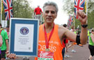 My Story: Record-breaking charity marathon runner Steve Chalke