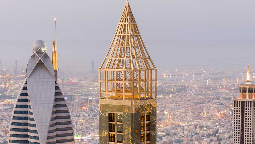 Video: Dubai's 75-storey Gevora Hotel is officially the tallest in the world