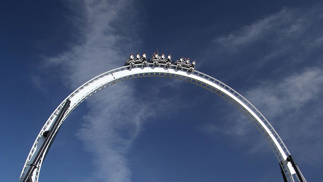 National Roller Coaster Day: 10 theme park ride records for thrill seekers