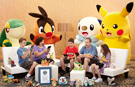 Video: World's most prolific Pokémon family make it into Guinness World Records 2012 Gamer's Edition