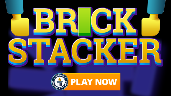 How tall can you build the tower? Play our new Brick Stacker online game now!