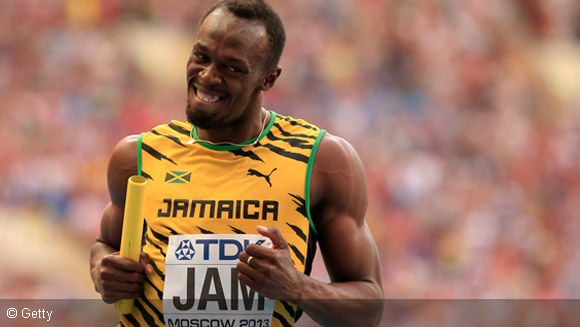 Usain Bolt makes more history, Zuckerberg's Facebook hacked, and college student earns tuition from halfcourt - News in World Records