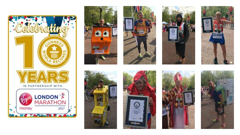 Virgin Money London Marathon 2017: All the world records from this year's race confirmed