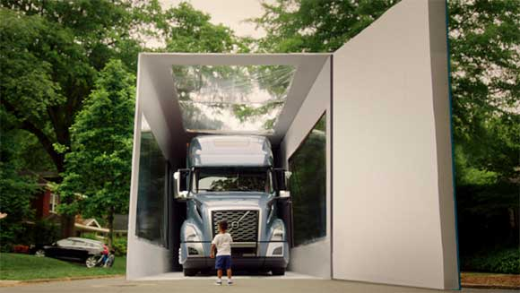 Volvo Trucks achieves the record for largest object unboxed