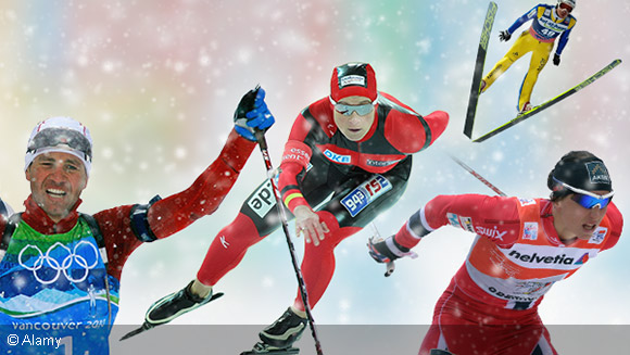 Sochi 2014: Five to watch out for at the Winter Olympics