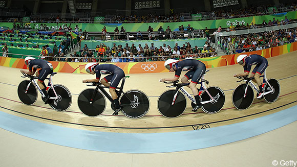 Rio 2016 round-up: Team GB women break team pursuit track cycling record