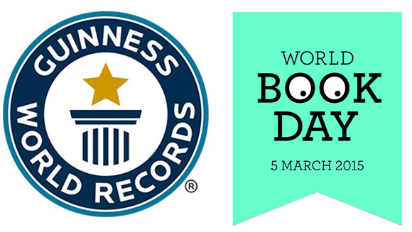 World Book Day: Win a visit from an official Guinness World Records adjudicator