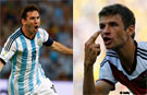 World Cup Final: How Messi and Mueller can become record breakers in Argentina v Germany showdown
