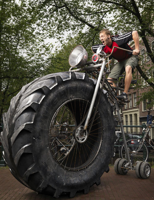 Wouter van den Bosch - Heaviest Rideable Bicycle _0098.jpg