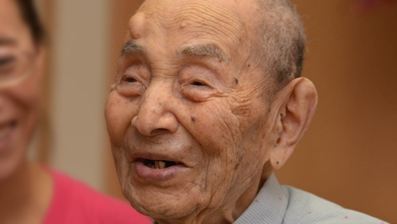 Guinness World Records introduces Yasutaro Koide - the new oldest living man