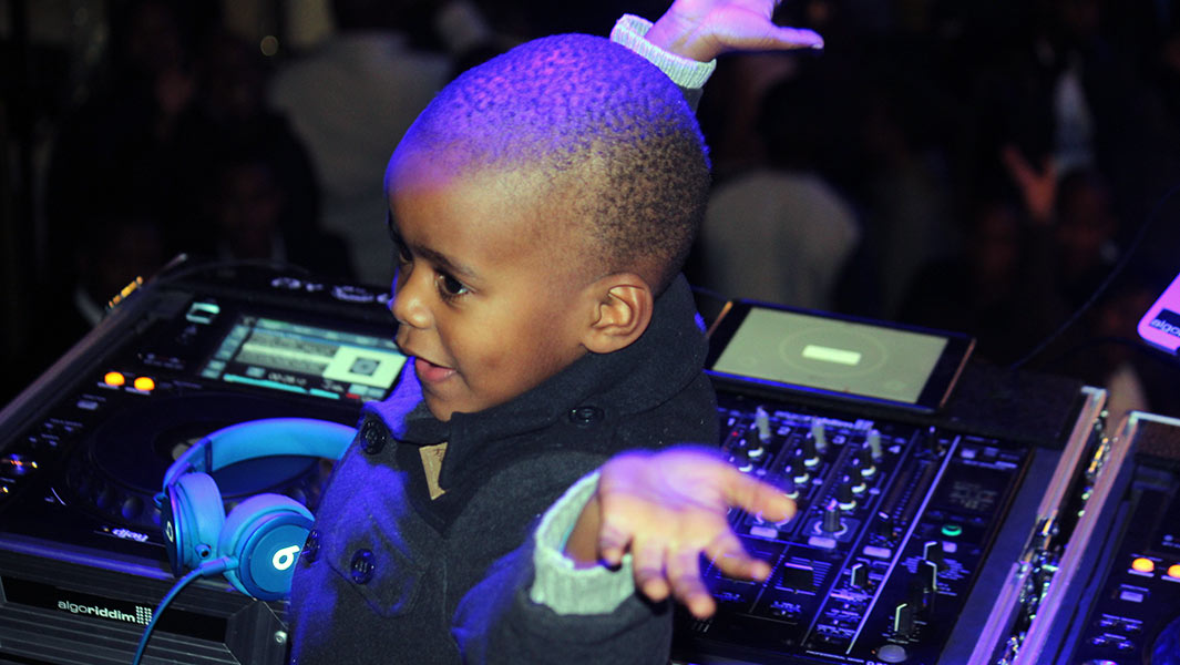 Video: South Africa's Got Talent winner DJ Arch Jnr is officially world's youngest DJ