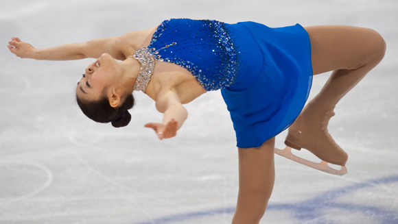 2014 Sochi Winter Olympics: A record tour around the figure skating world