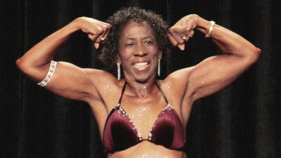 GWR Recognizes Mother's Day With the Oldest Female Competitive Bodybuilder and Oldest Living Yoga Teacher